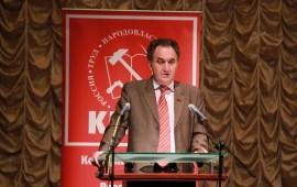 Николай ВАСИЛЬЕВ: Предстоящая конференция - сверка достижений и новых планов областных коммунистов