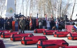 К 73 годовщине битвы под Москвой