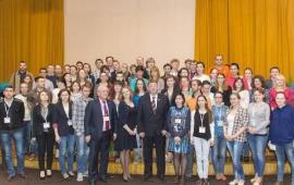 В.И. Кашин принял участие в работе Школы молодых ученых, организованной Всероссийским научно-исследовательским институтом рыбного хозяйства и океанографии (ВНИРО)