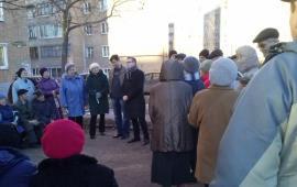Коммунисты Сергиво-Посадского района выходят в народ