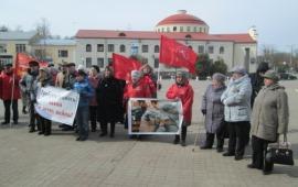 Волоколамск: «Детям войны достойную поддержку государства»