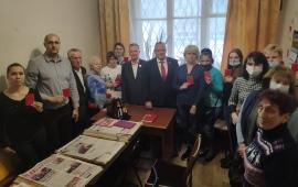 Балашихинский ГК КПРФ продолжает Ленинский призыв