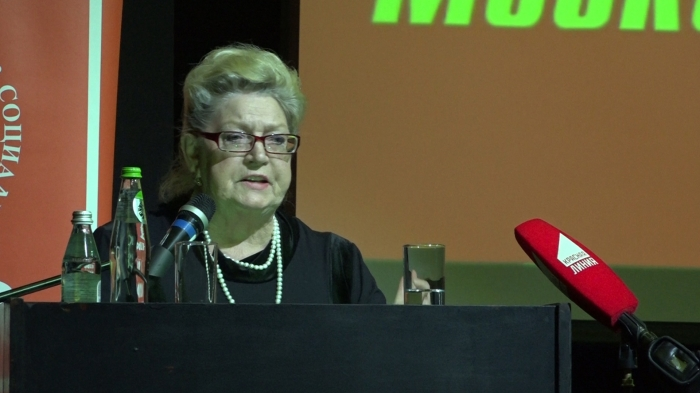 Выступление Валентины Сергеевой на 49-й отчётно-выборной Конференции МК КПРФ