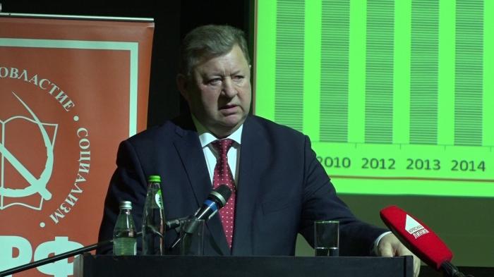 Владимир Кашин: «Жизнь нашей партии полностью отражена в делах всех нас!»