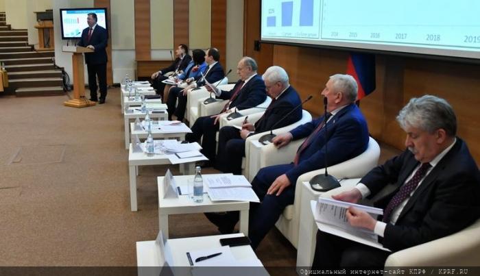 Г.А. Зюганов: Контроль над ценами – прямая обязанность правительства