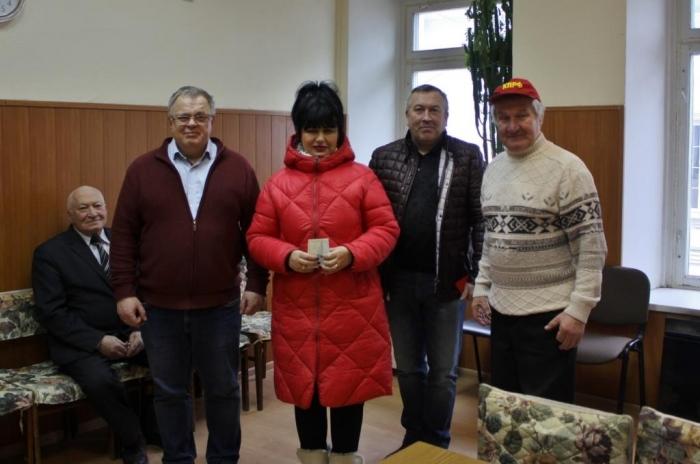 Депутат-коммунист Александр Наумов провёл приём граждан в Серпухове