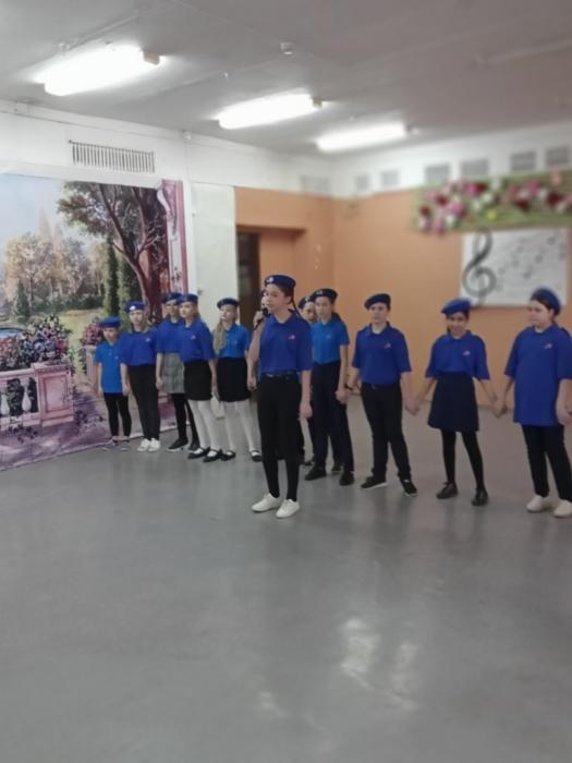 Каширское отделение «Дети войны» за СССР