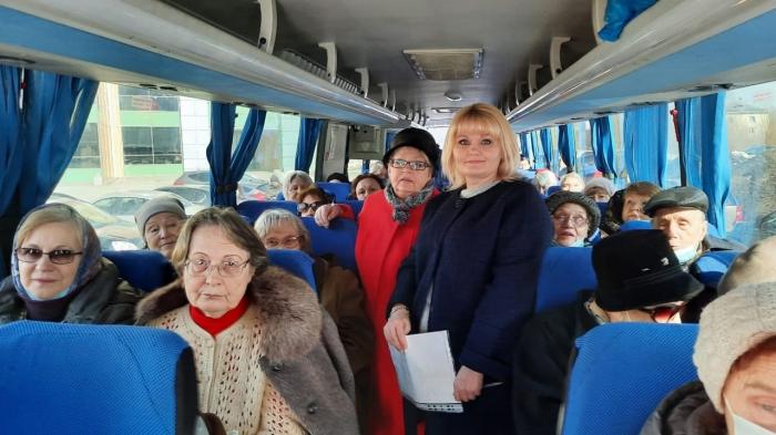 Экскурсия для Фрязинцев в рамках проекта КПРФ!