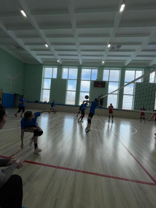 В г.о. Истра прошла спортивная встреча между детскими женскими командами