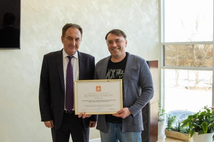 Н.И. Васильев посетил городской округ Воскресенск