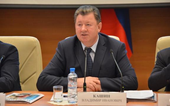 В.И. Кашин представил к принятию в первом чтении законопроект о самоходных машинах и других видах техники