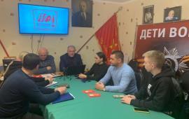 В Королёве начались занятия в «Школе молодого коммуниста»