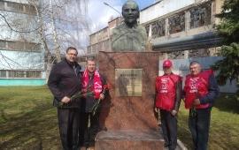 В Кашире и Железнодорожном отметили 151-летие со дня рождения Ленина