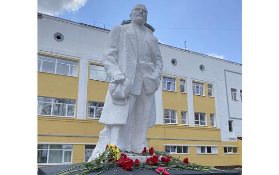 Ленин – наше знанье - наша сила и оружие