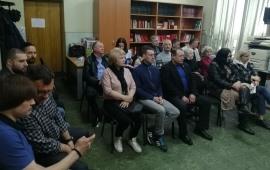 В Красногорском ГК КПРФ прошло собрание Бюро