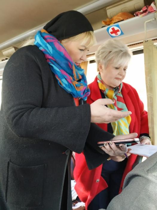 Программа КПРФ помощи людям продолжает реализовываться