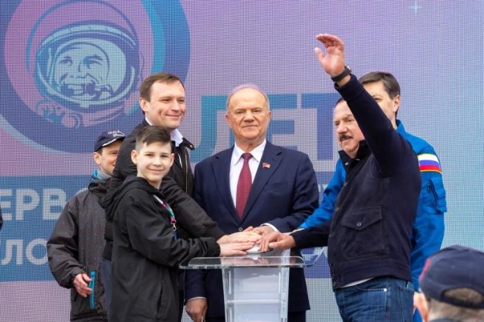 В подмосковном Королёве открылся Космический фестиваль