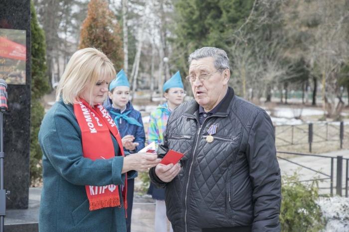 Международный день авиации и космонавтики в Щёлково