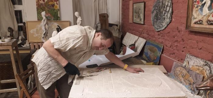 Проект «Культурный субботник» восстановит памятную доску о пребывании В.И. Ленина в Лесных полянах!