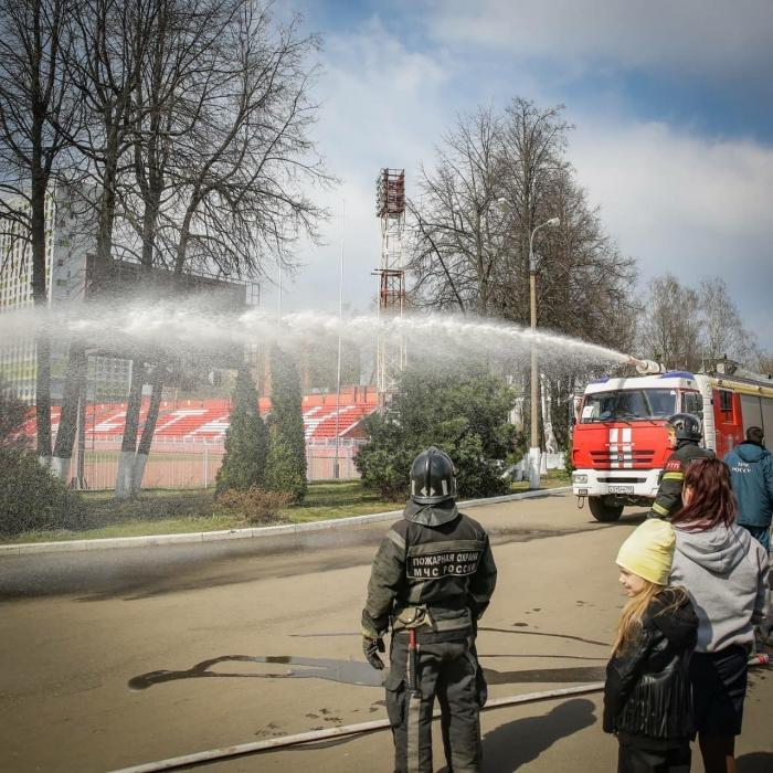 День открытых дверей МЧС в Щёлково
