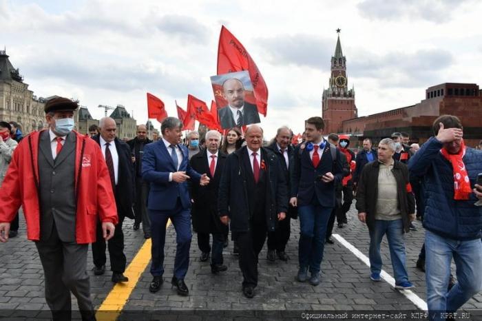 Уроки Ленина – в жизнь!