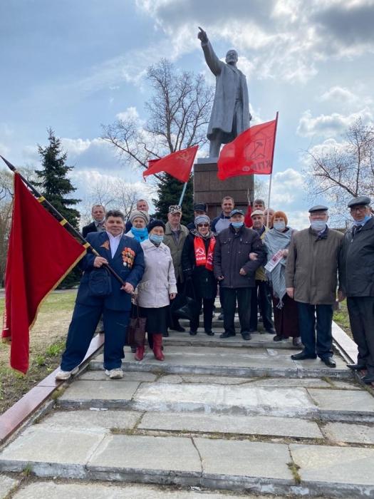 К 151-й годовщине со дня рождения Ленина