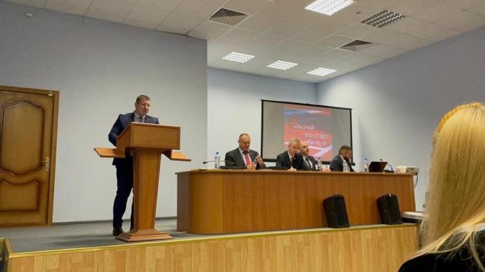 Собрание Балашихинского городского отделения КПРФ