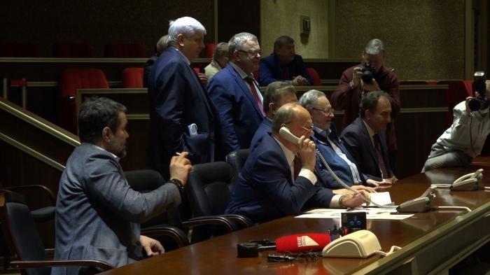 Обращение Председателя ЦК КПРФ Г.А. Зюганова к космонавтам