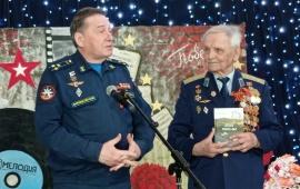 Презентация книги «День Победы» в Монино
