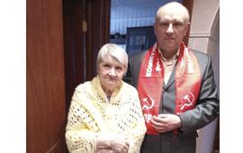 Коммунисты Ногинска поздравили ветеранов