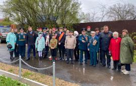 76-я годовщина Победы в Наро-Фоминске