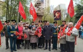 Под Красным знаменем Великой Победы