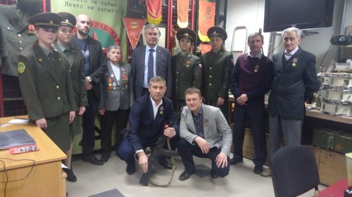 Сотрудники томилинского предприятия «Звезда» награждены медалями