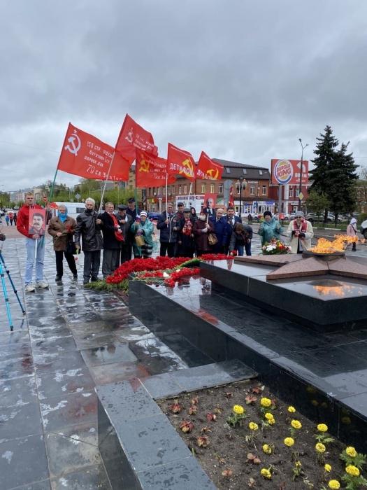 День Победы в г.о. Орехово-Зуево!
