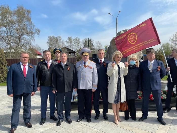 Коммунисты Солнечногорского ГК КПРФ отметили 76-ю годовщину Великой Победы