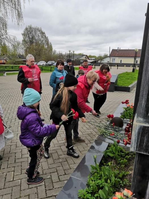 День Победы в Волоколамске
