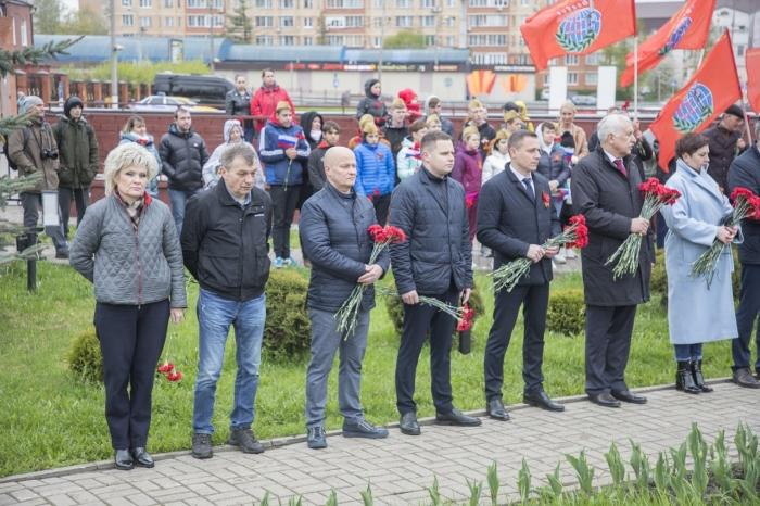 День Победы в Щёлково