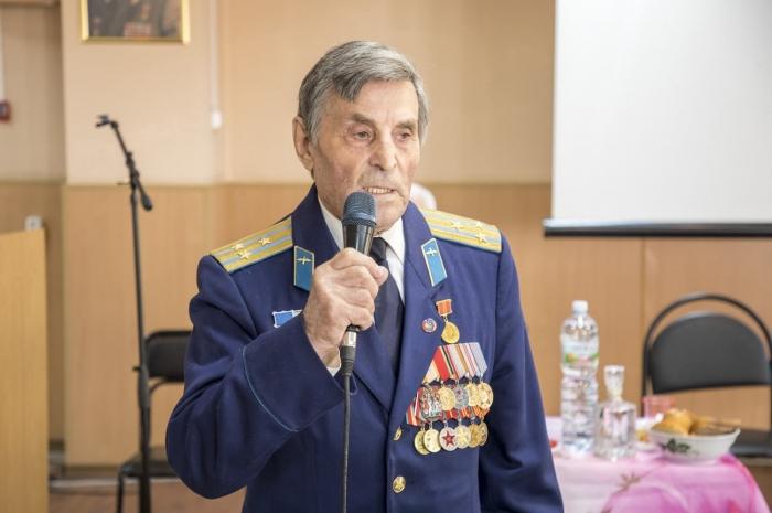 Воспоминания ветеранов о Победе в Щёлково-7