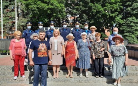 День памяти и скорби в городских округах Щёлково и Лосино-Петровский
