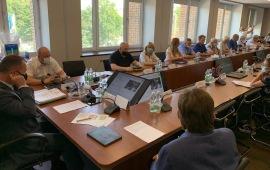 Красногорские депутаты-коммунисты приняли участие в последнем весеннем заседании Совета депутатов