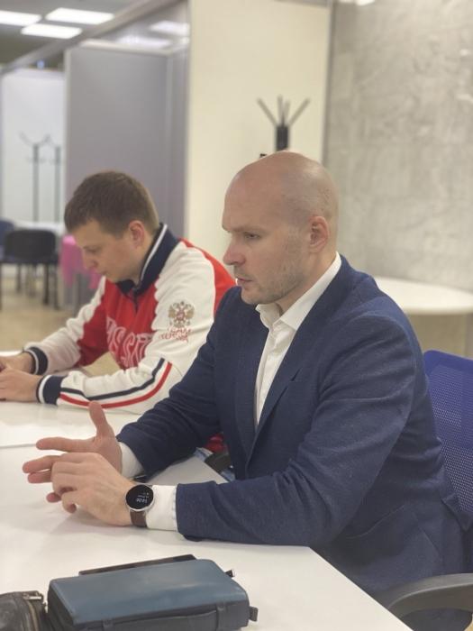 В коворкинг-центре «На Старт» состоялся Пленум Дмитровского городского комитета КПРФ