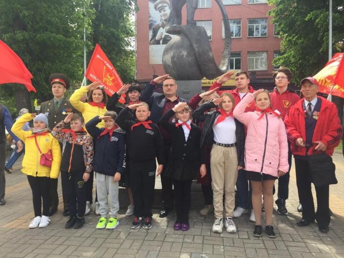 Люберчане празднуют День защиты детей