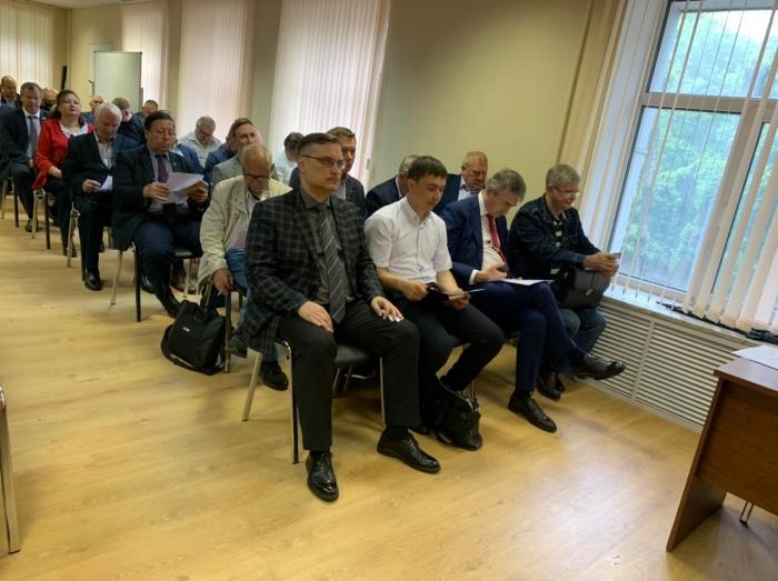 Состоялось заседание Бюро и Пленум МК КПРФ