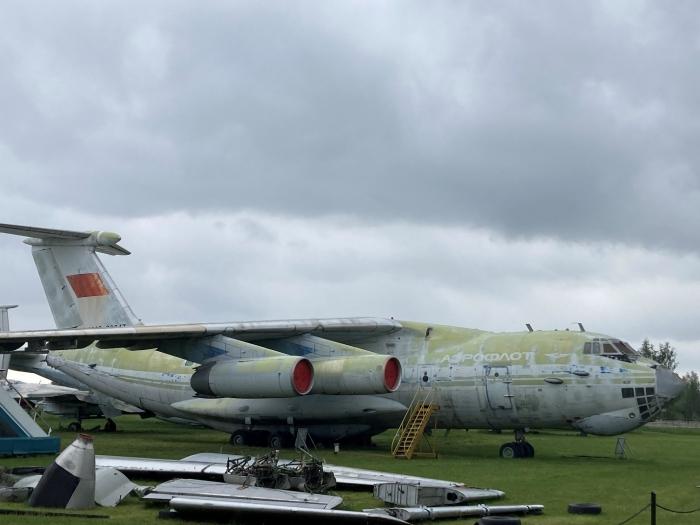 Нужен музей, а не кладбище самолетов…