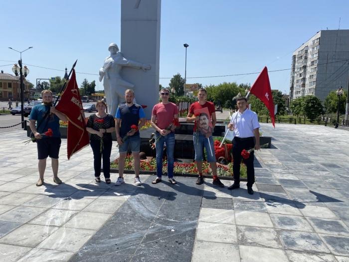 День памяти и скорби в г.о. Орехово-Зуево