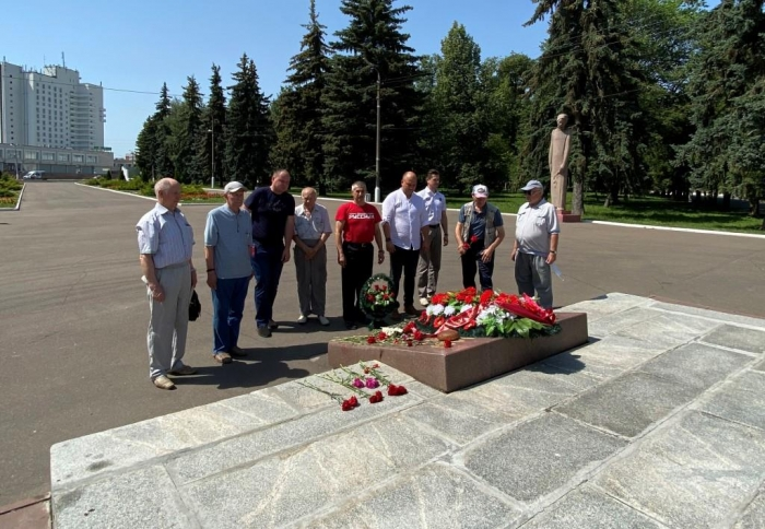 День памяти и скорби в Коломне