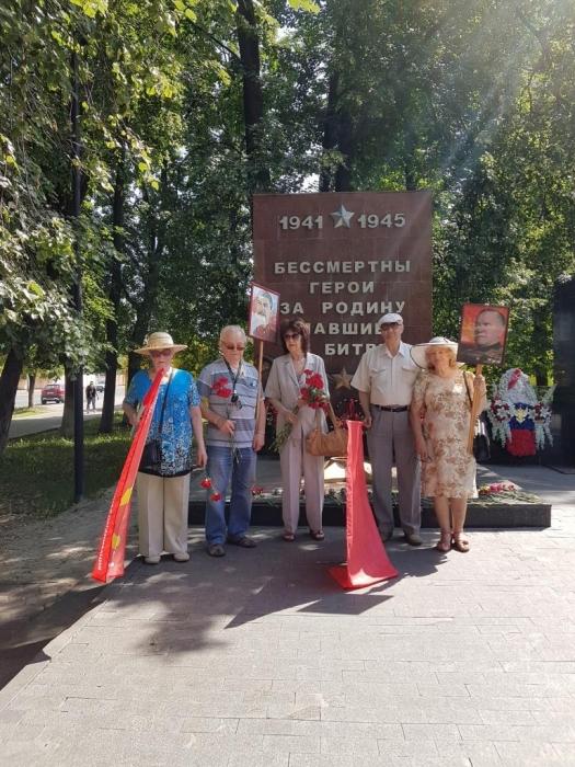 День памяти и скорби в Электростали