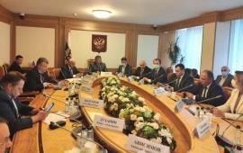 В.И. Кашин провел расширенное заседание по вопросу стабилизации цен на минеральные удобрения