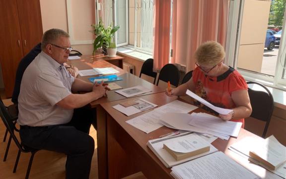 Александр Наумов подал документы на выдвижение в депутаты Мособлдумы по Ступинскому одномандатному округу №22