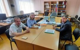 Евгений Бабин подал документы на выдвижение в депутаты Мособлдумы
